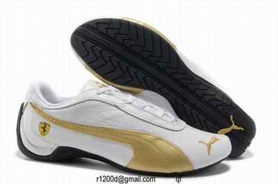 chaussure puma toile