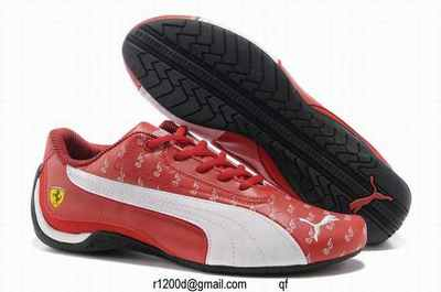 Puma R698 brevets Les femmes nues chaussures vachetta