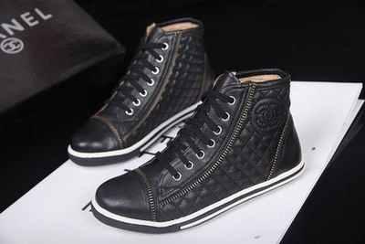 d2a78a7cd88 ... ligne chaussures de luxe chanel